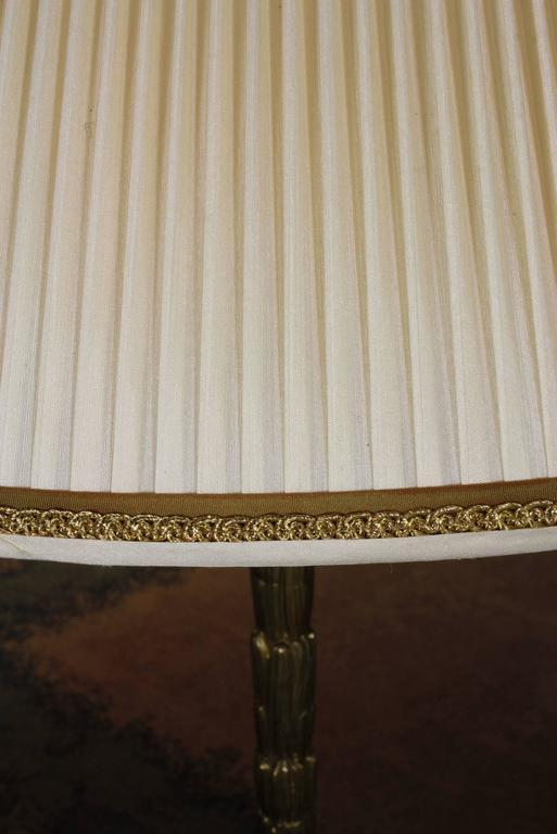 Gilt-Bronze Table Lamp by Maison BaguèS For Sale 3