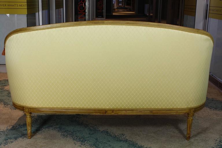 French Louis XVI Period Sofa For Sale 4