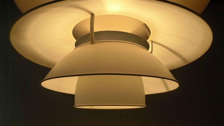 Danish Poul Henningsen Charlottenborg Pendant Lamp , Largest Size