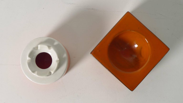 Ettore Sottsass Ceramic for Il Sestante, Italy, 1962 For Sale 1