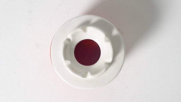 Mid-20th Century Ettore Sottsass Ceramic for Il Sestante, Italy, 1962 For Sale