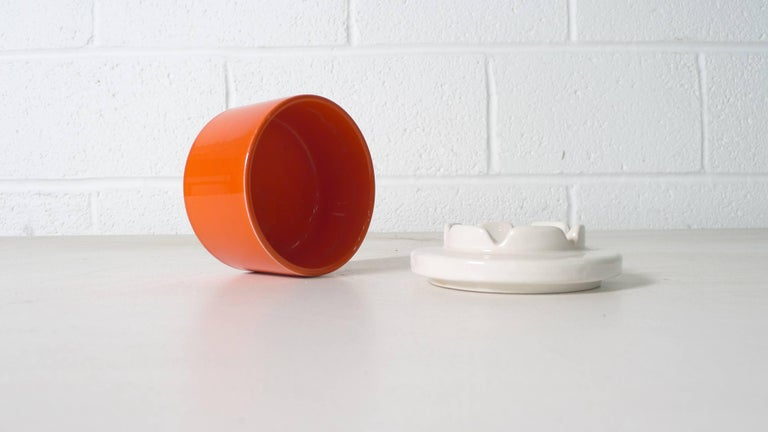 Ettore Sottsass Ceramic for Il Sestante, Italy, 1962 In Excellent Condition For Sale In Wargrave, GB