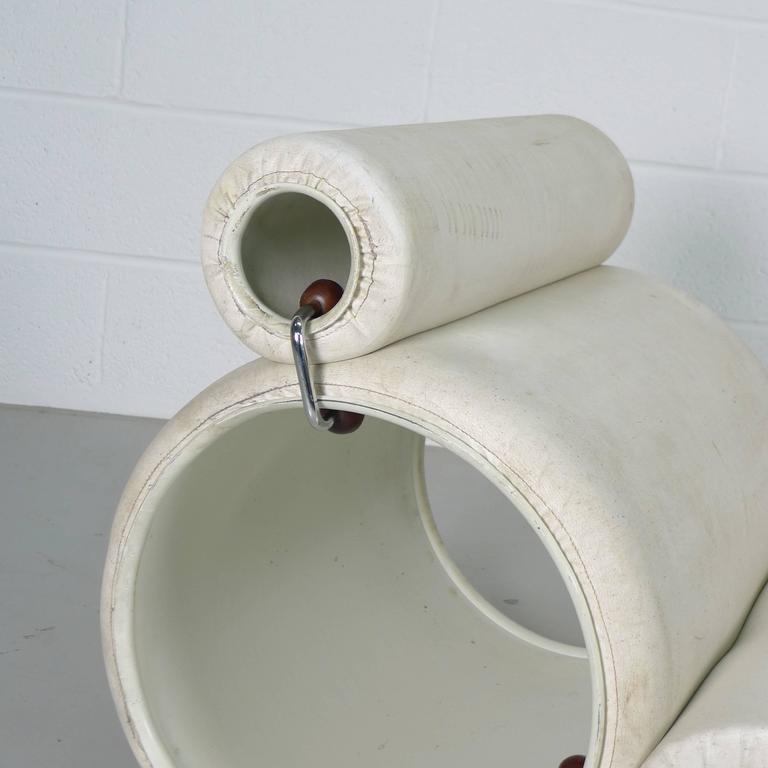 Mid-20th Century Joe Colombo Tubo Chair For Sale