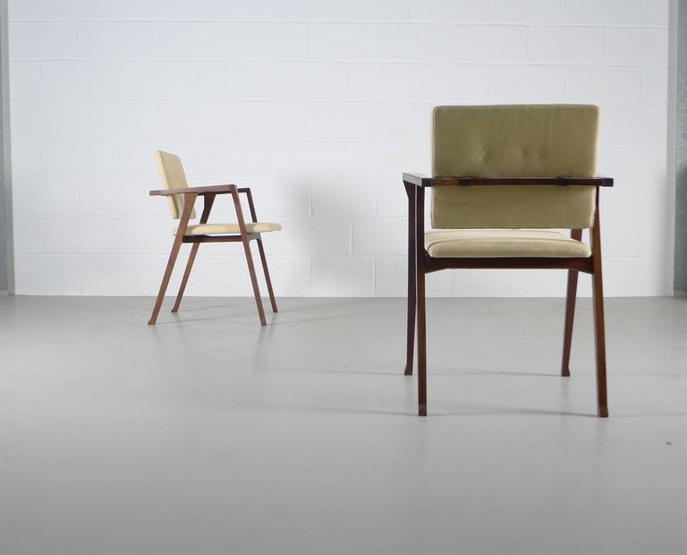 Franco Albini Luisa Chairs For Sale 2