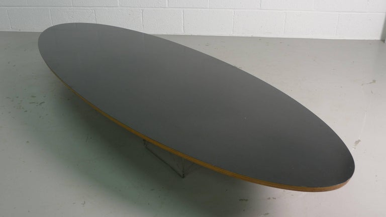 Charles And Ray Eames Ete Or Quot Surfboard Quot Table Vintage