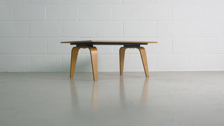 Charles & Ray Eames; OTW, Coffee Table for Herman Miller, 1946 2