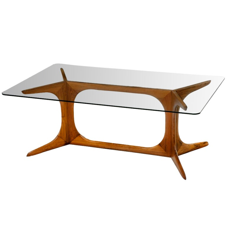 Coffee Table Attributed to Ico Parisi