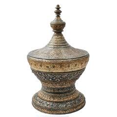 Burmese Lacquer