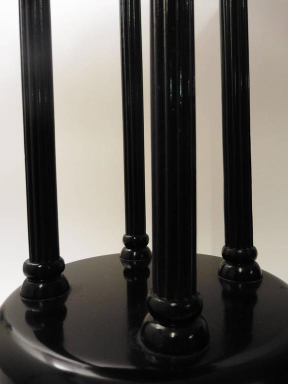 French Art Deco Macassar Occasional Table, circa 1930 For Sale 1