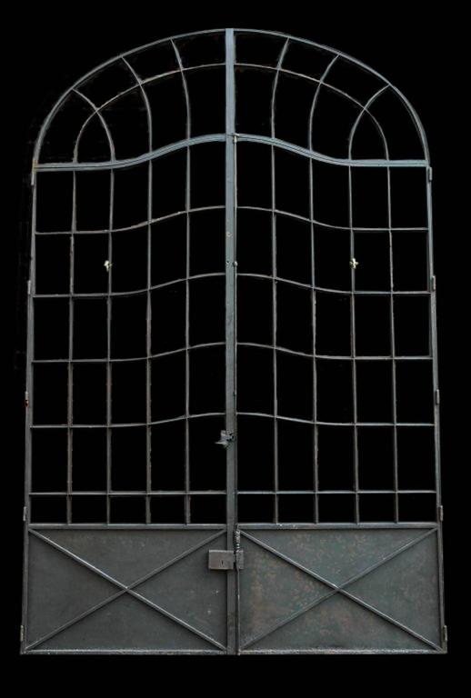 Iron Multi-Light Windows and Doors 3