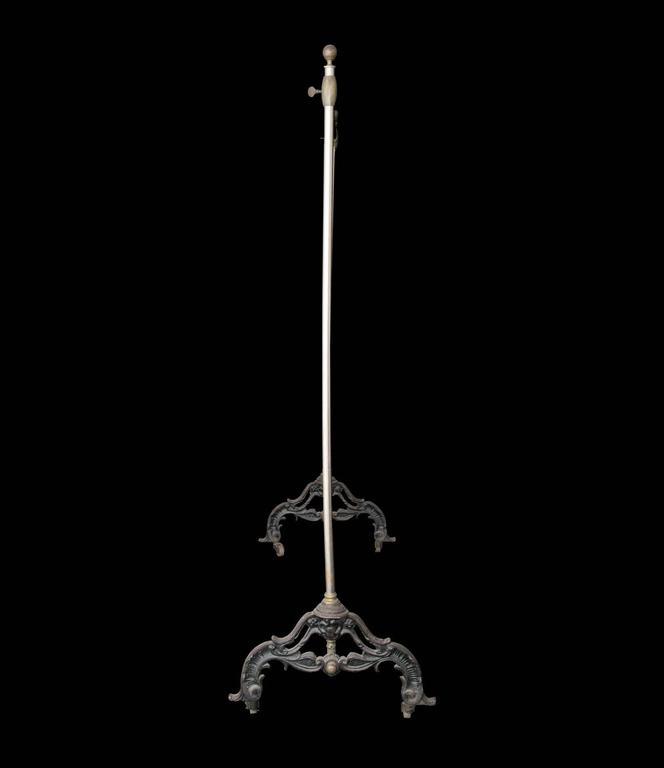 Antique 19th Century Shop Coat Rack 2
