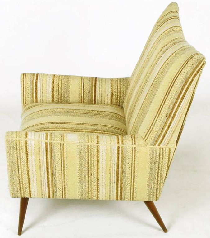 Mid-Century Modern Original Paul McCobb High Back Lounge Chair For Sale