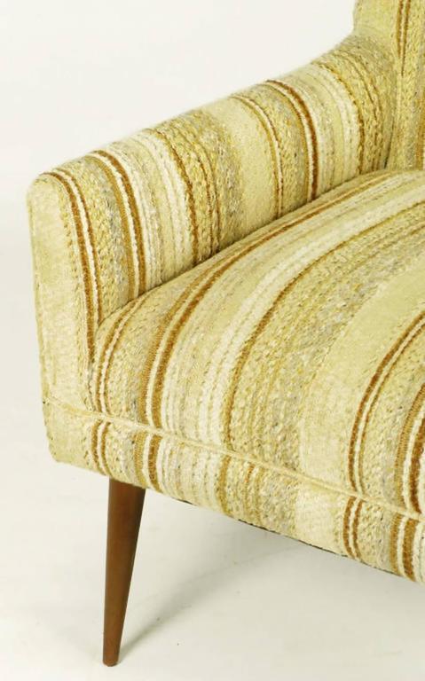 Mid-20th Century Original Paul McCobb High Back Lounge Chair For Sale
