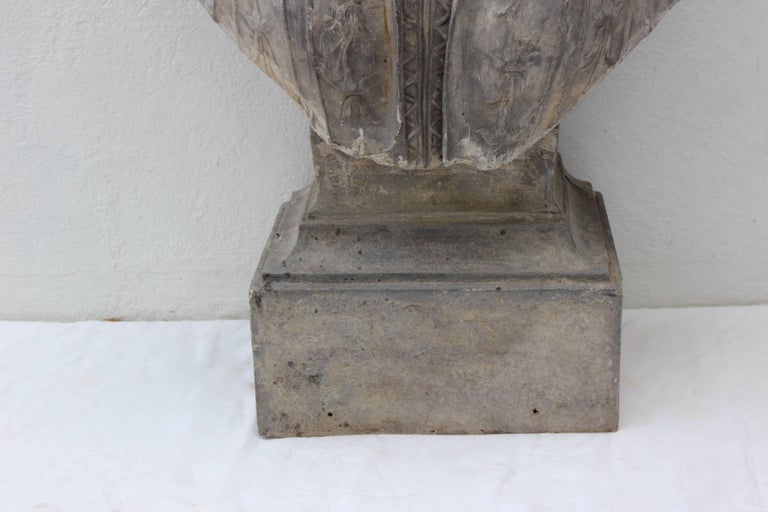 Large Bust of a Continental Lady For Sale 5