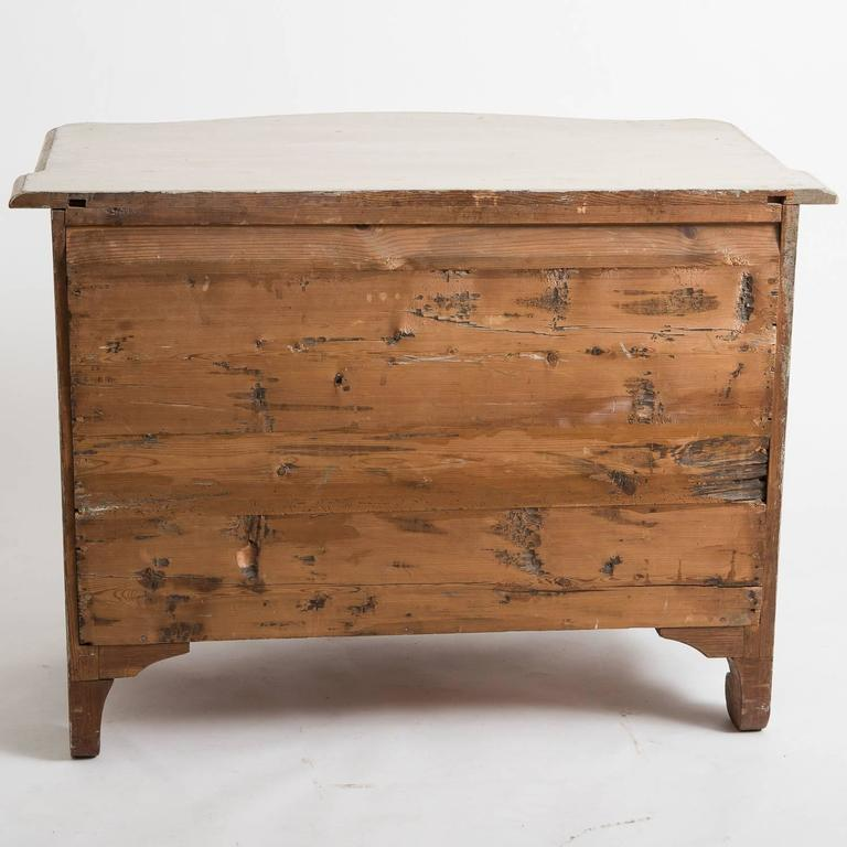 Antique Swedish, Rococo Period, Chest of Drawers, circa 1760 For Sale 3
