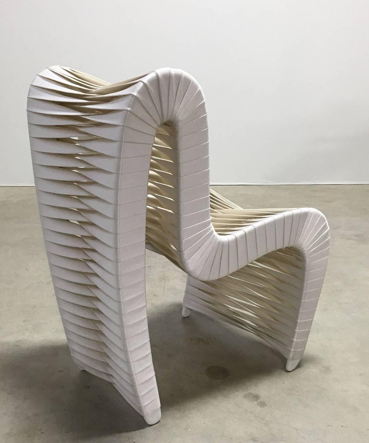 Seat Belt Chair By Phillips Collection For Sale At 1stdibs