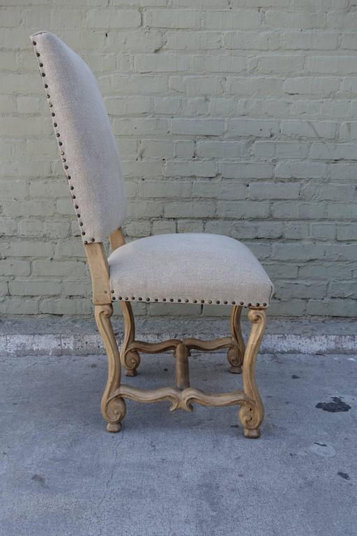 19th Century Spanish Dining Chairs, Ten at 1stdibs