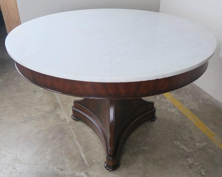 Ralph Lauren Flamed Mahogany Centre Table 8