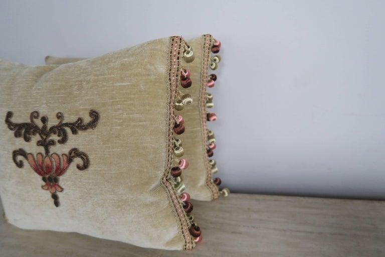 Custom Pair of Pillows 3