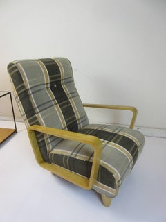 Edward Wormley for Dunbar Early Open Arm Lounge Chair