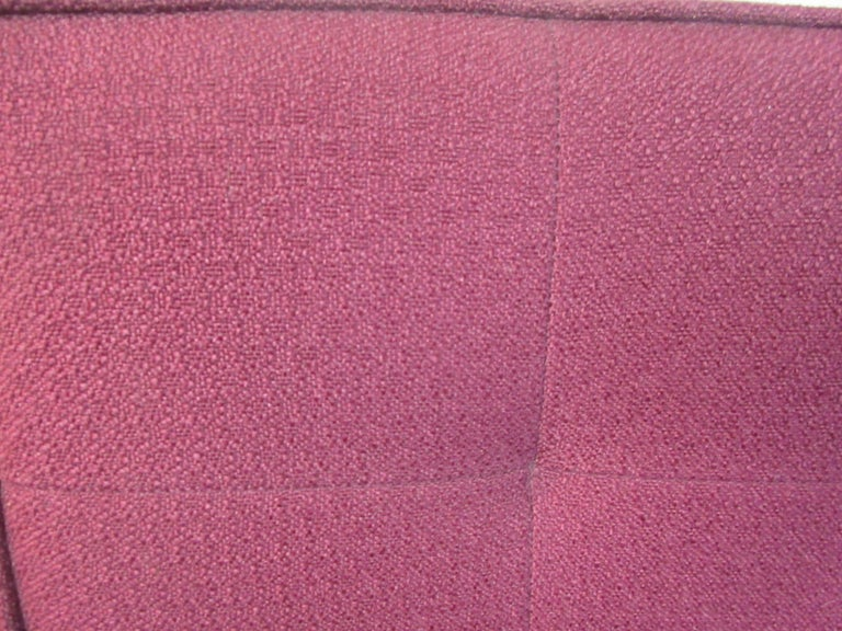 American Florence Knoll for Knoll Settee For Sale
