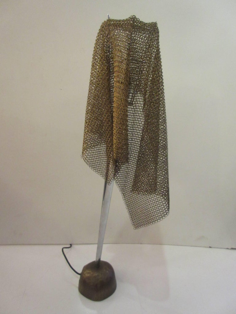 Toni Cordero Anchise Lamp by Artemides In Excellent Condition For Sale In Philadelphia, PA