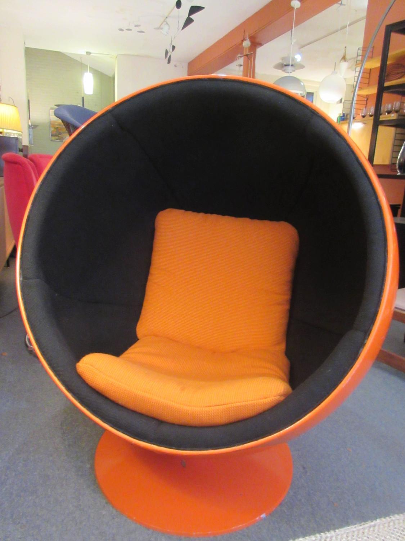 Eero aarnio ball chair by asko lahti at 1stdibs - Ball chair eero aarnio ...