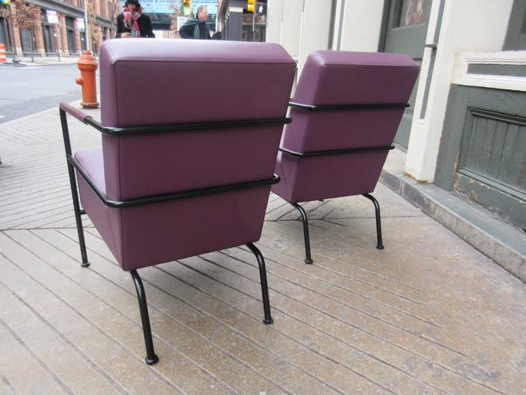 Lammhults Cinema Chair by Gunilla Allard at 1stdibs