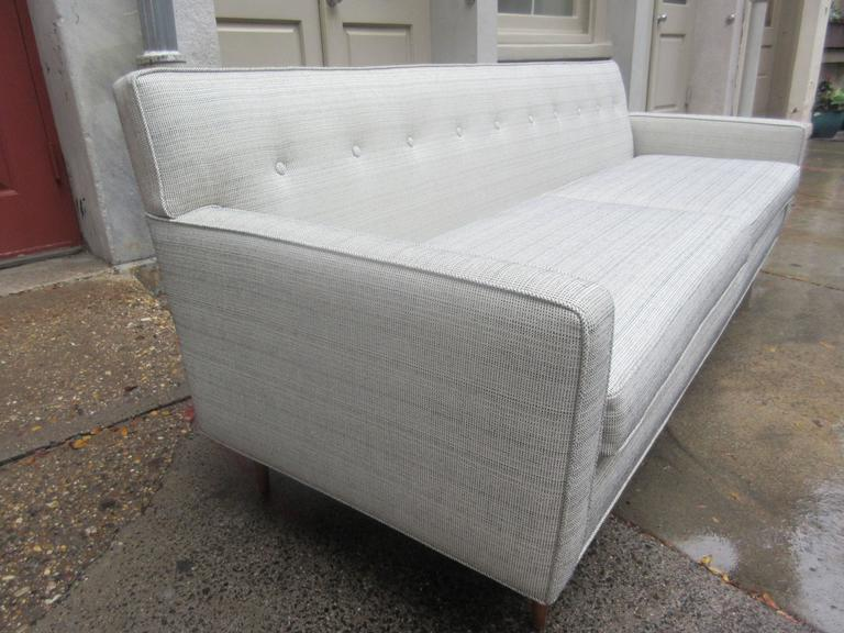 Mid-Century Modern Paul McCobb Sofa for Directional For Sale