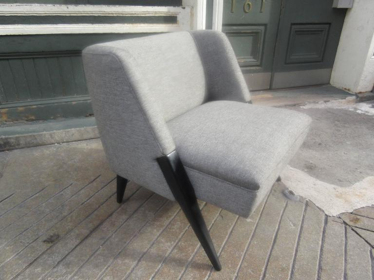 1950s Armchair in the Style of Adrian Pearsall 3