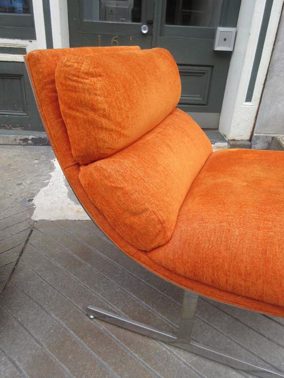 Milo Baughman for Thayer Coggin  pair of Lounge Chairs  6
