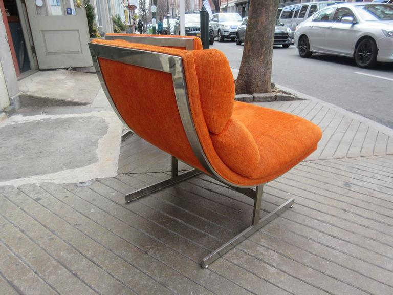 Milo Baughman for Thayer Coggin  pair of Lounge Chairs  7