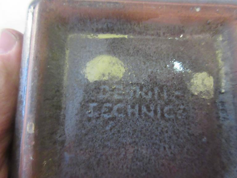 Design Technics Lee Rosen Ceramic Box 6