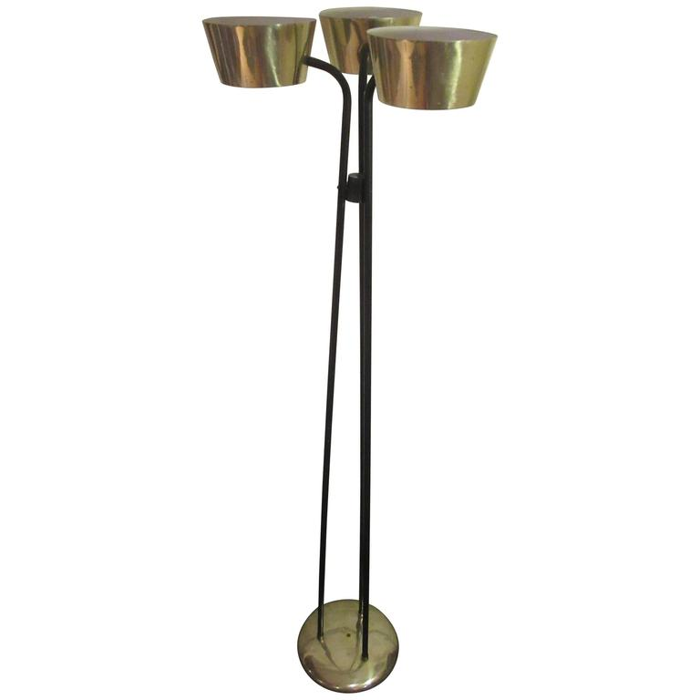 Gerald Thurston for Lightolier Floor Lamp 1