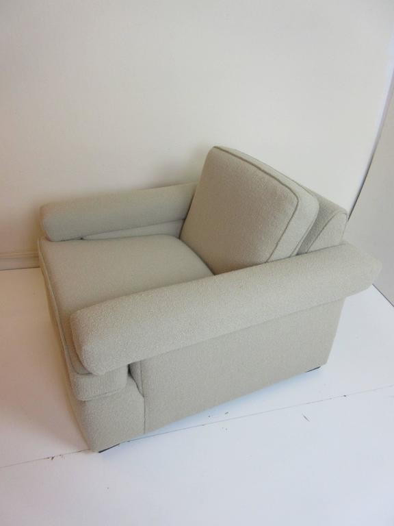 1940s Over-Sized Lounge Chair 4