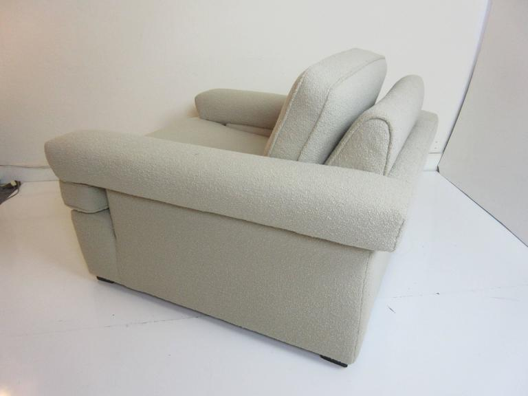 1940s Over-Sized Lounge Chair 2