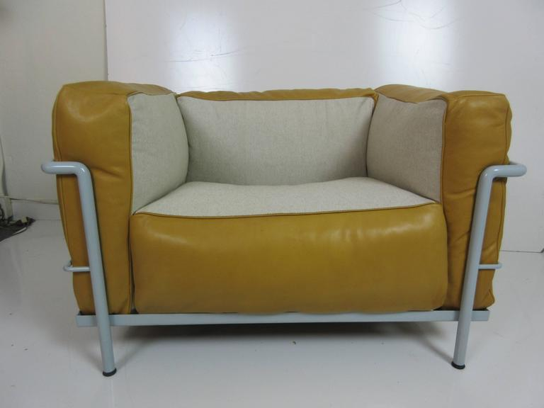 LC3 Grand Confort by Le Corbusier for Cassina 80th Anniversary Edition 333/500 2