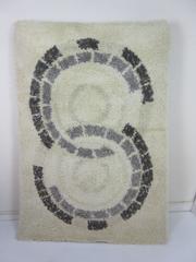 """Ege Axminster """"Circles"""" Wool Rug"""