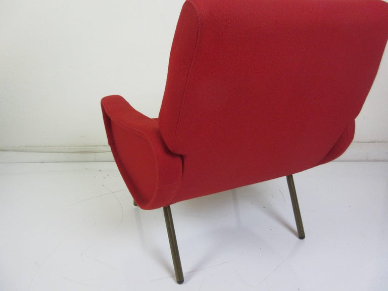 Mid-Century Modern Marco Zanuso for Arflex Petit Lady Chair For Sale