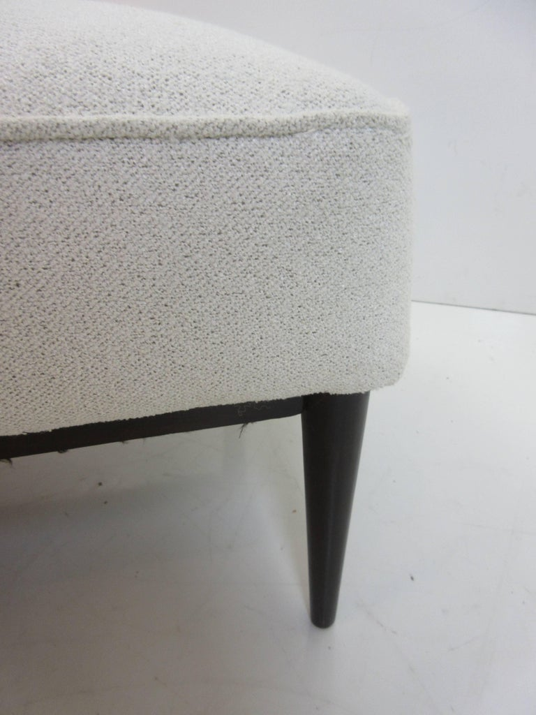 Mid-Century Modern Paul McCobb for Directional Ottoman For Sale