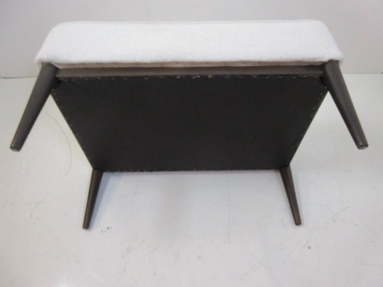 Paul McCobb for Directional Ottoman In Excellent Condition For Sale In Philadelphia, PA