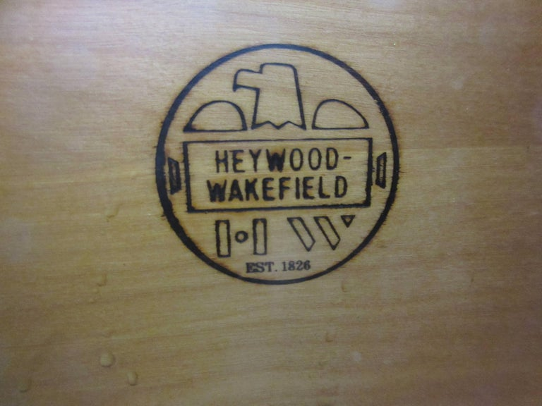 Heywood Wakefield Encore Tall Chest of Drawers 3