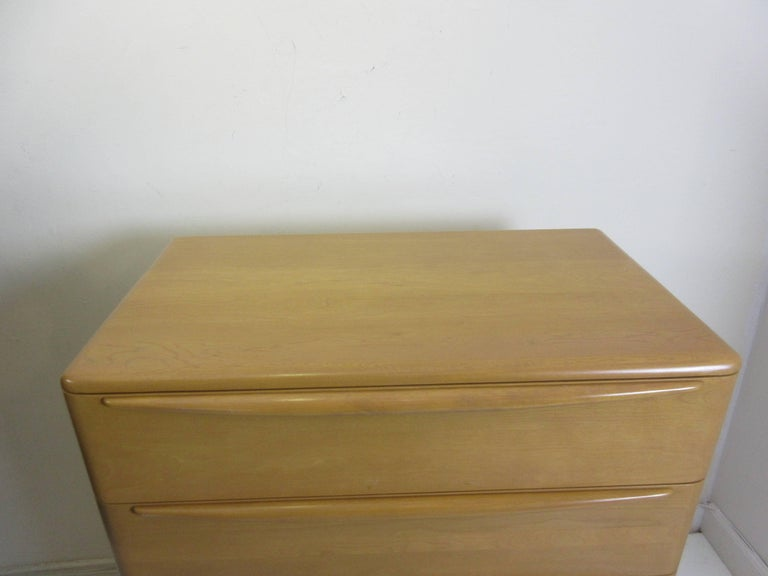 Heywood Wakefield Encore Tall Chest of Drawers 4