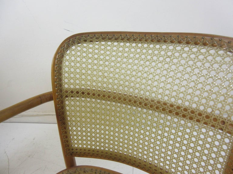 Josef Hoffman Prague 811 Arm Chairs by Stendig  For Sale 1