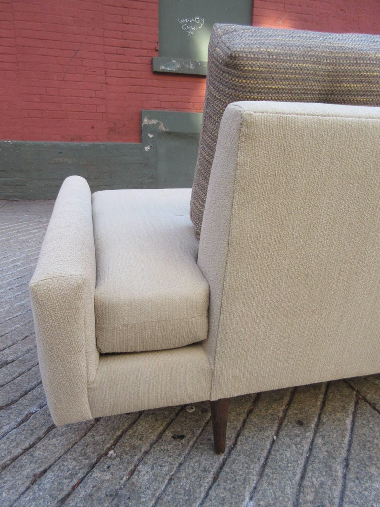 Adrian Pearsall Gondola Sofa for Craft Associates For Sale 2