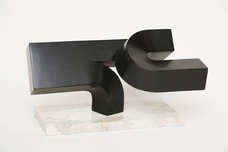 20th Century Clement Meadmore Attributed Working Model For Sale