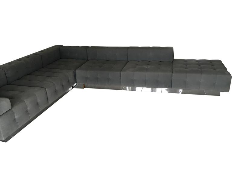Harvey Probber Cubo Sectional Sofa At 1stdibs