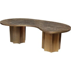 "Philip & Kelvin LaVerne ""Eternal Forest"" Coffee Table"