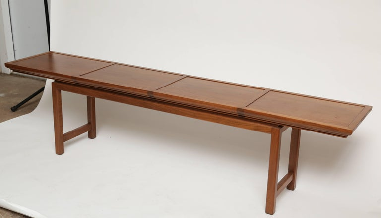 Paul Laszlo Attributed Low Console For Sale 1