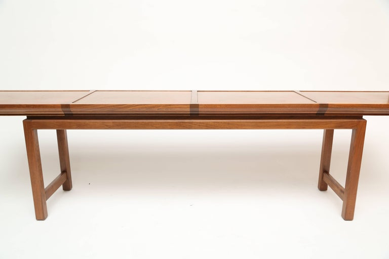 Paul Laszlo Attributed Low Console In Good Condition For Sale In West Palm Beach, FL